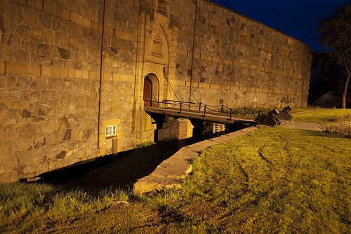 Oscarsborg fortress photo